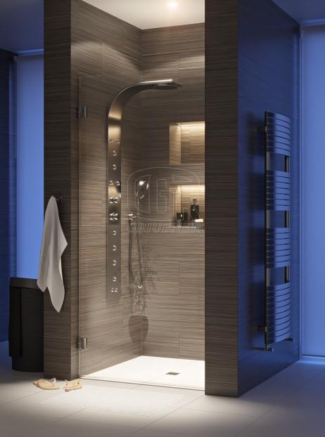 Dušo durys SL-D1